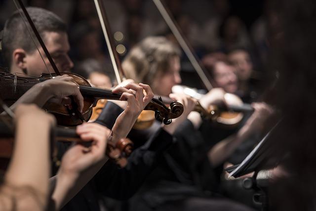 houslový koncert