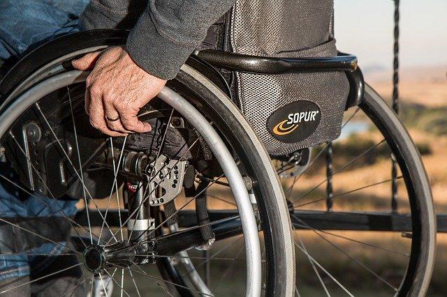 kola vozíku